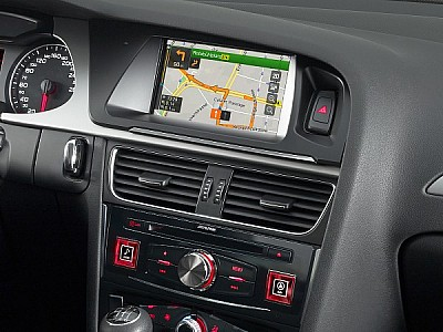 A5 Navigation X701D-A5 mit Touch Monitor
