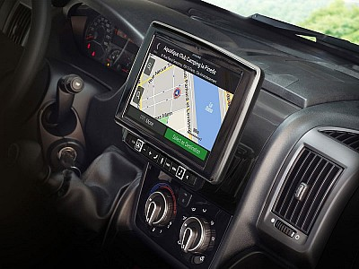X902D-DU Wohnmobil Navigationssystem mit 9 Zoll Touch Display